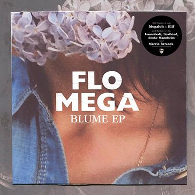 "EP-Cover ""BLUME EP"" von Flo Mega"