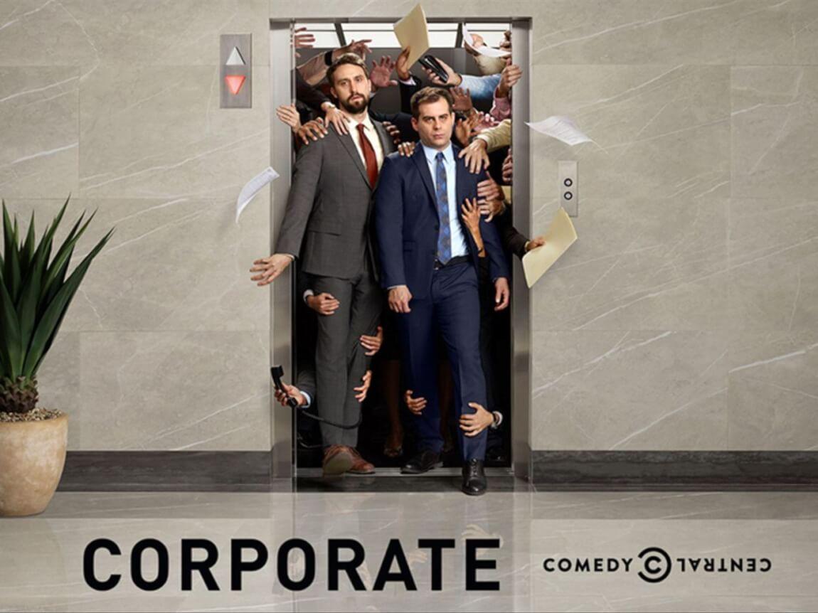 Comedy Central Corporate