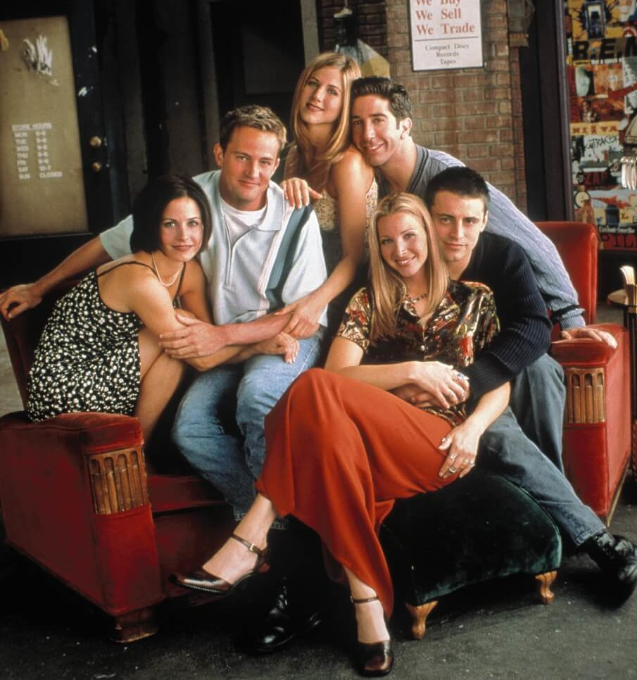 Friends – Comedy Central
