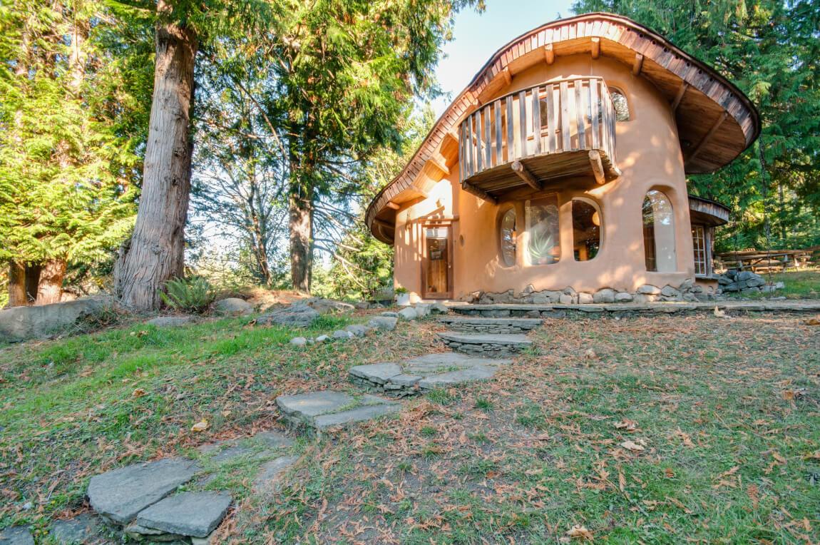 ökologisches Cottage