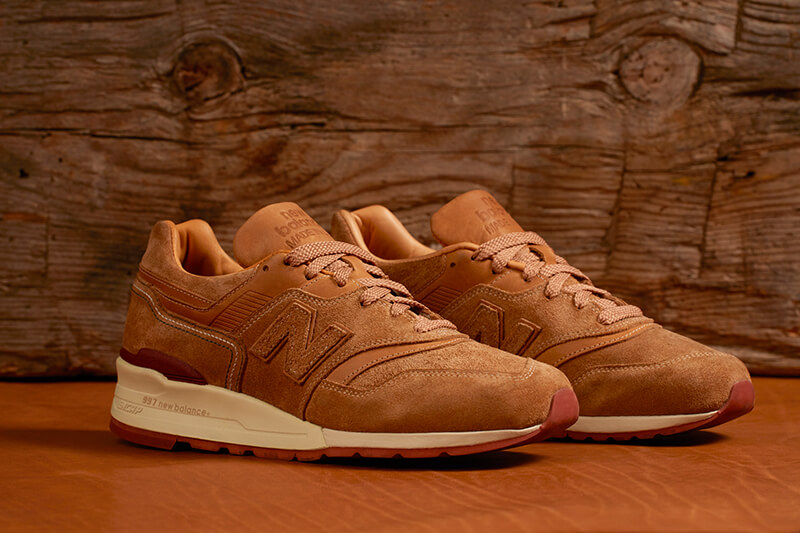 New Balance x Red Wing Heritage