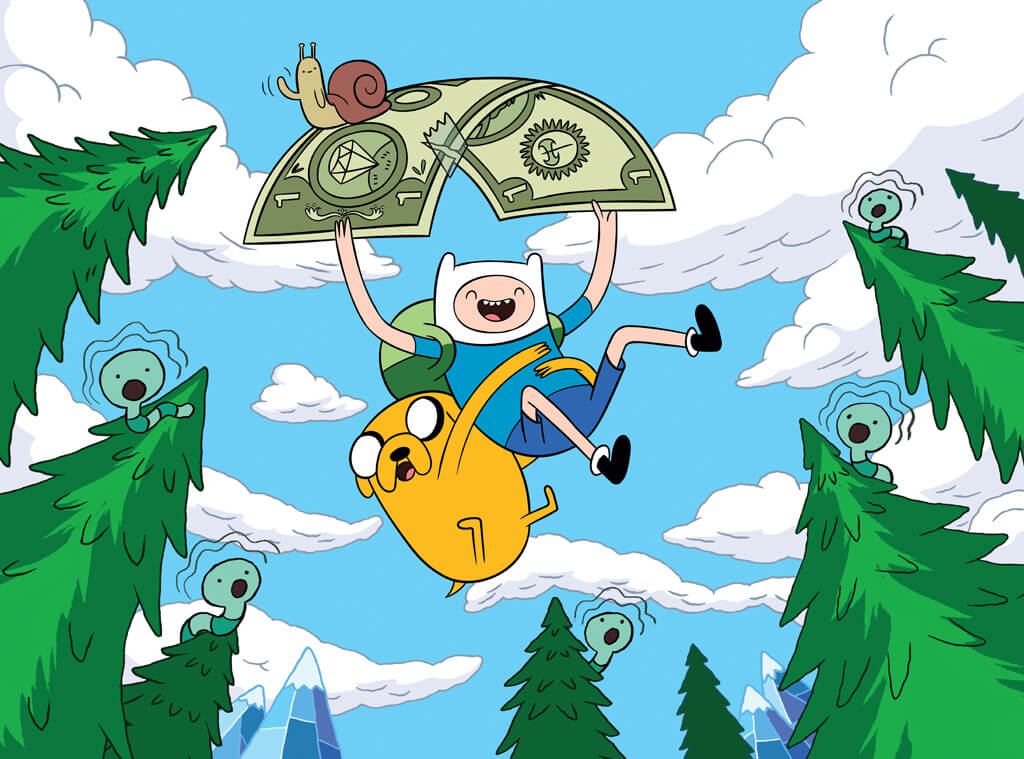 Adventure Time – Comedy Central