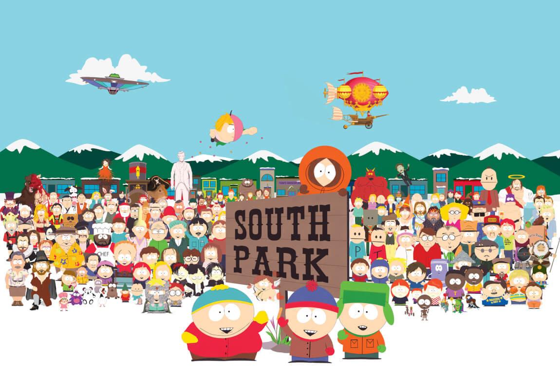 Southpark – Comedy Central