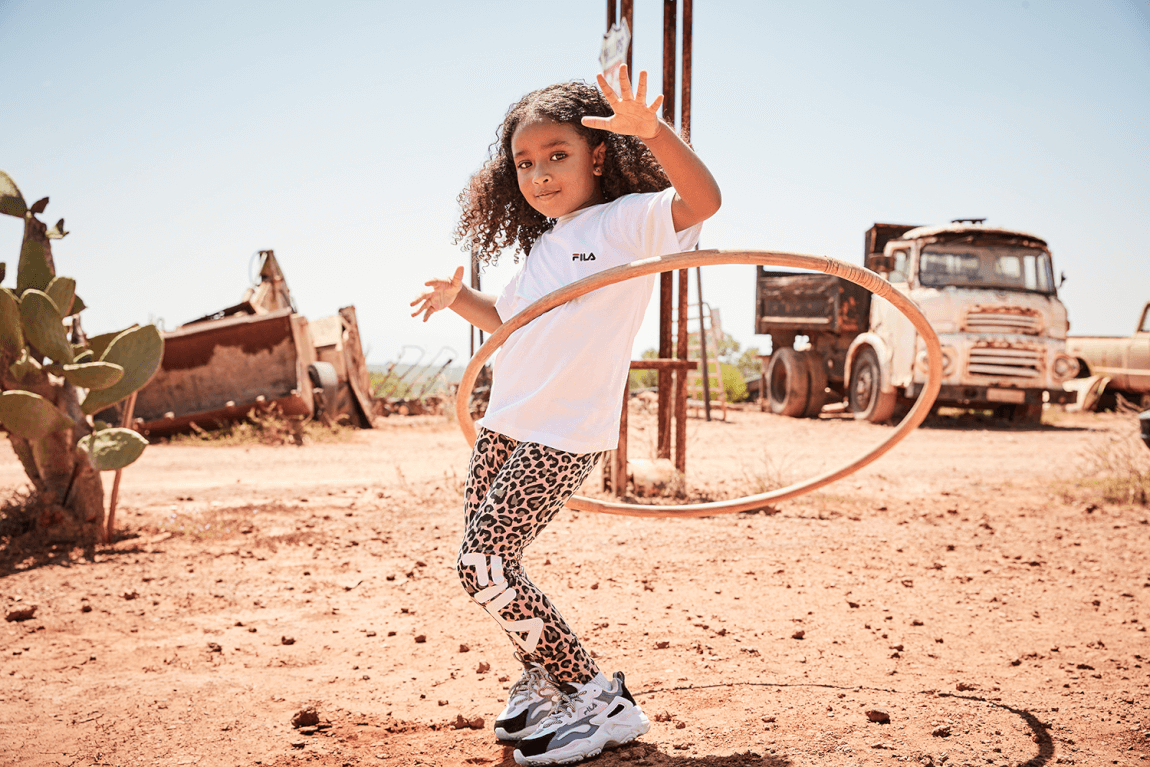 FILA Kids Collection