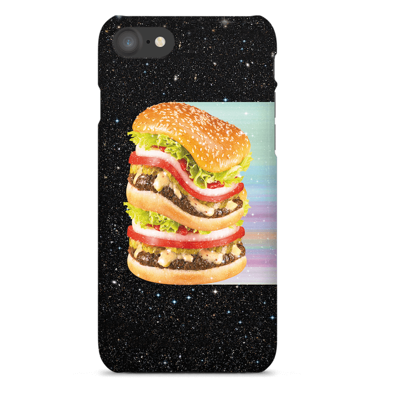 Premium Case Big Burger: 24,95 € Silicon Slim Case Pizza: 24,95 €
