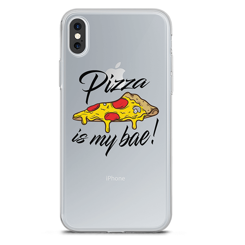 Silicon Slim Case Pizza: 24,95 €