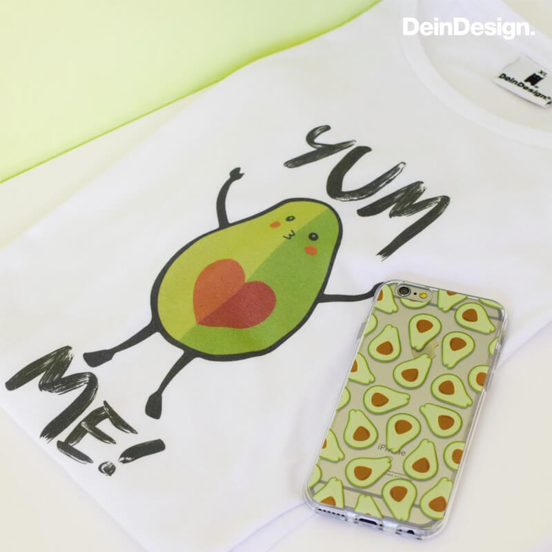 Shirt Yum Me + iPhone Case