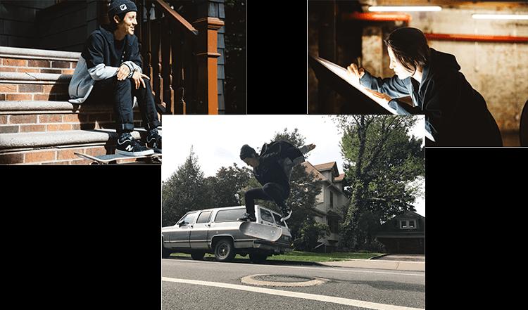 "New Balance: startet ""My Future Self-Kampagne 2017"""