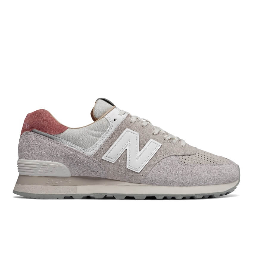 NewBalance Peaks to Streets Light Grey