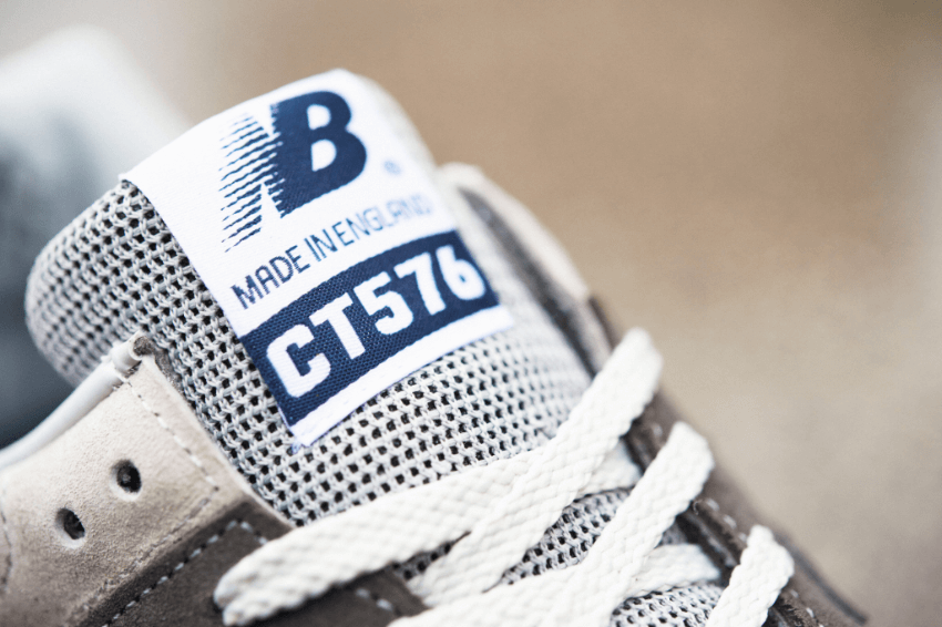 NewBalance 576 OG Pack: Detail