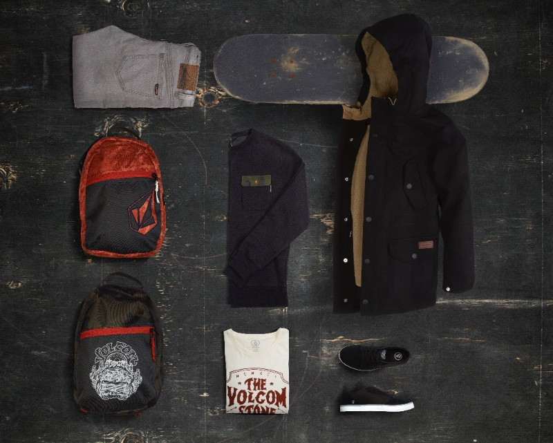 Volcom Youth Fall Kollektion 2016