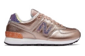 NewBalance Glitter Punk Pack Bronze Shot IV