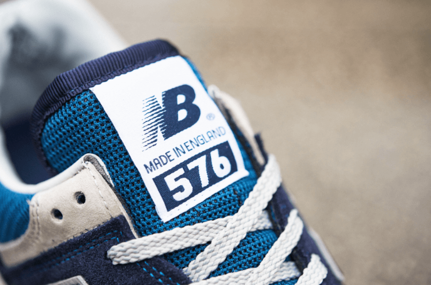 NewBalance 576 OG Pack: Shoe4