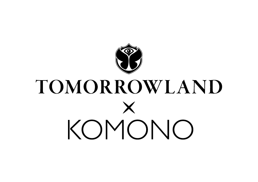 tomorrowland-x-komono-logo