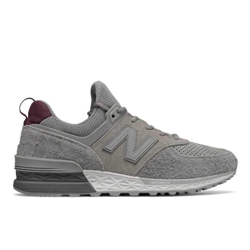 NewBalance Peaks to Streets Dark Grey Detail